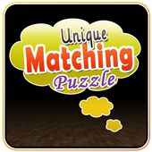 Unique Matching Puzzle icon