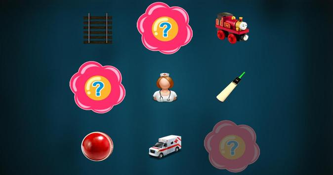 Unique Matching Puzzle apk screenshot
