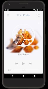 Fuxx Radio poster
