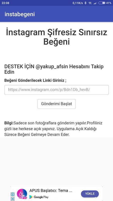 get insta likes for instagram apk