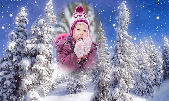 Snow Photo Frames apk screenshot
