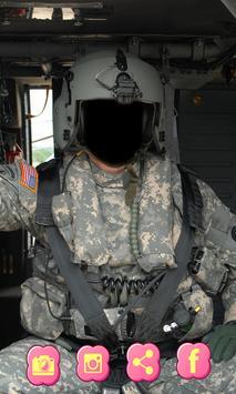 Soldier Uniform poster