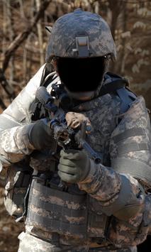 Soldier Uniform apk screenshot