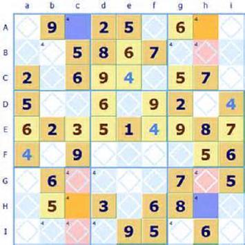 Sudoku King poster