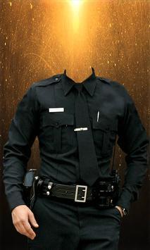 Police Uniform poster