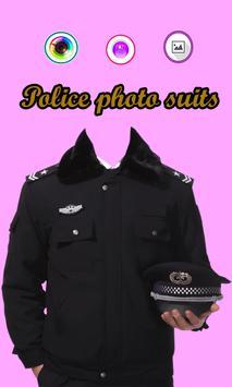 Police Uniform Suits poster