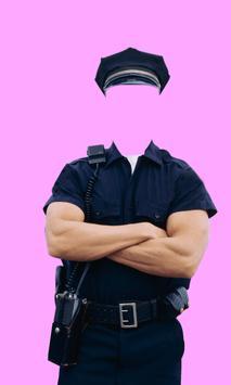 Police Uniform Suits apk screenshot