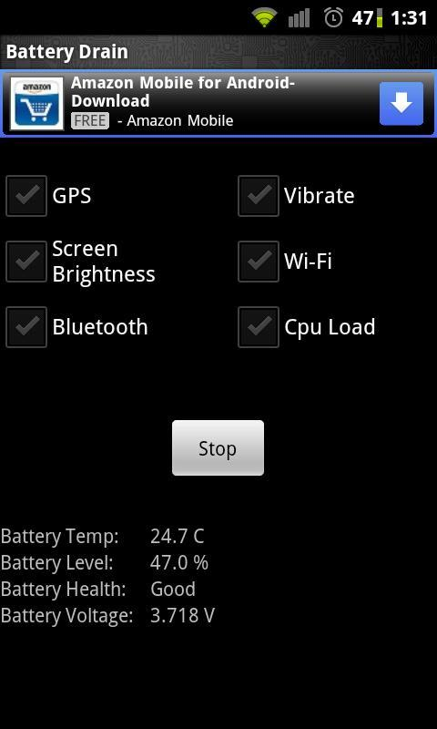 Battery Drain for Android - APK Download