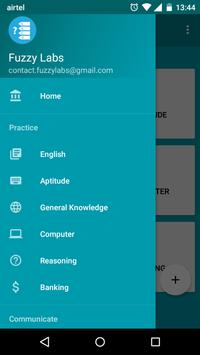 SBI,IBPS PO,Clerk RRB Test apk screenshot