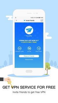 FlyVPN (Free VPN, Pro VPN) poster