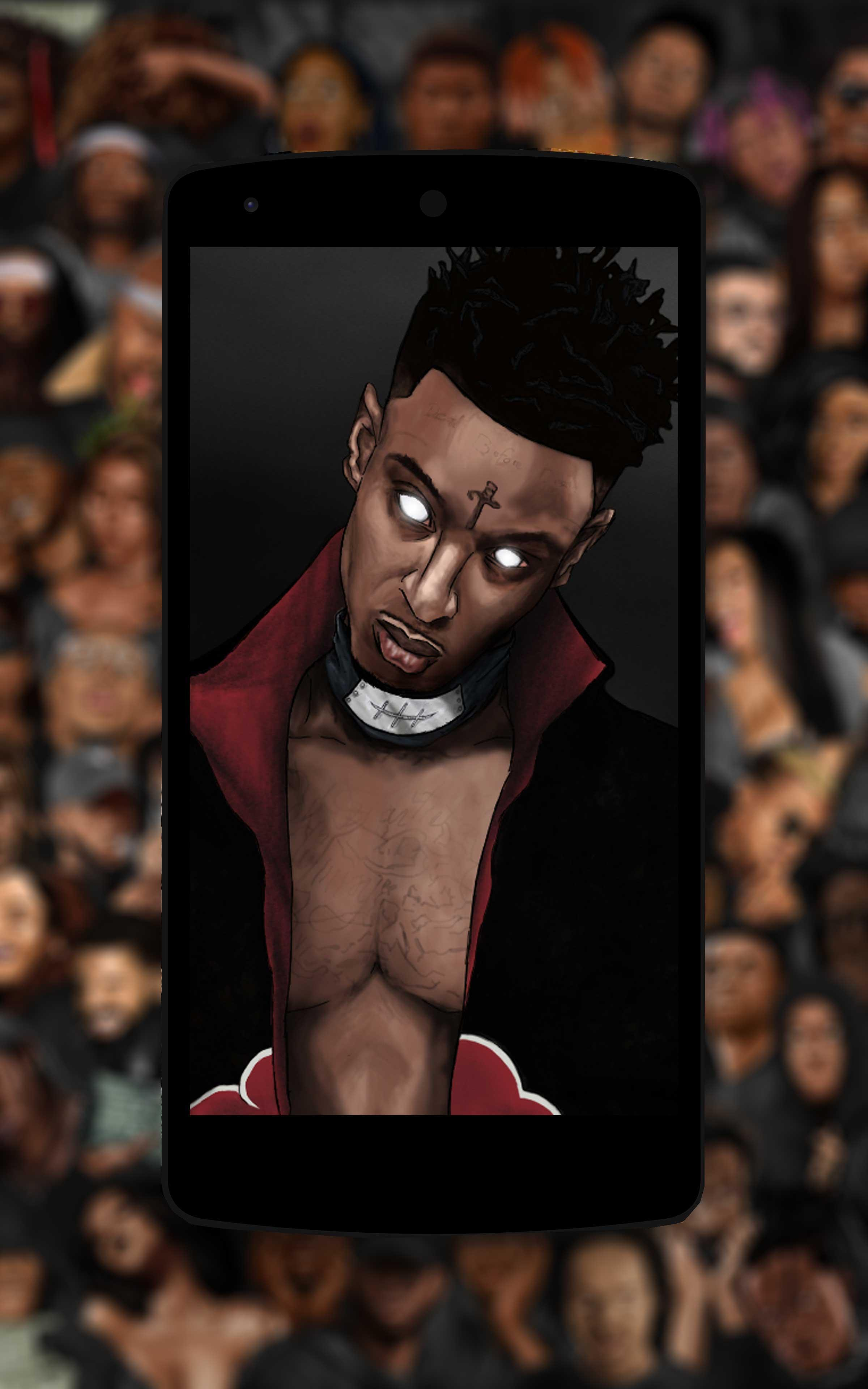 21 savage rapper wallpaper hd for android apk download 21 savage rapper wallpaper hd for