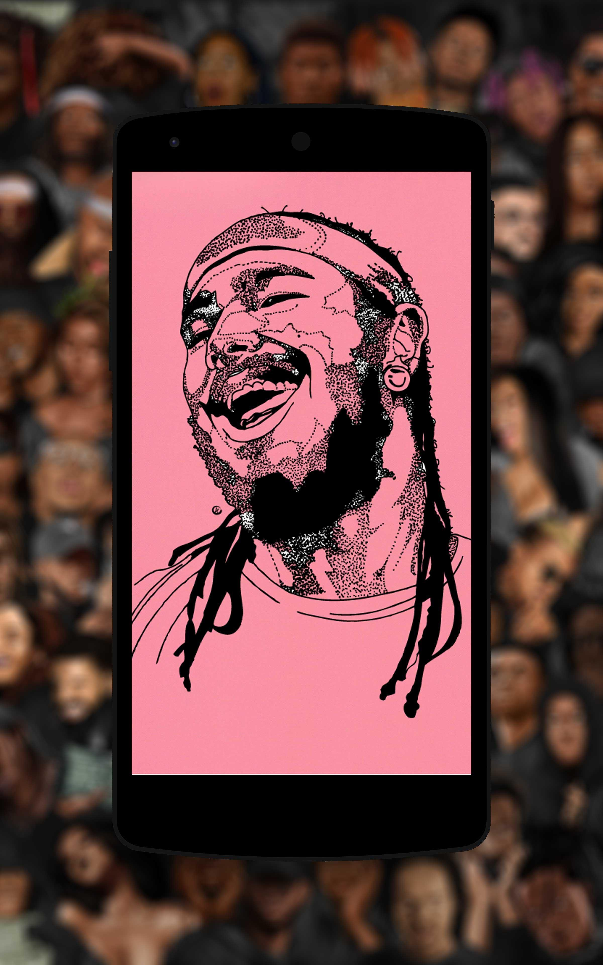 Post Malone Rockstar Wallpaper for Android - APK Download