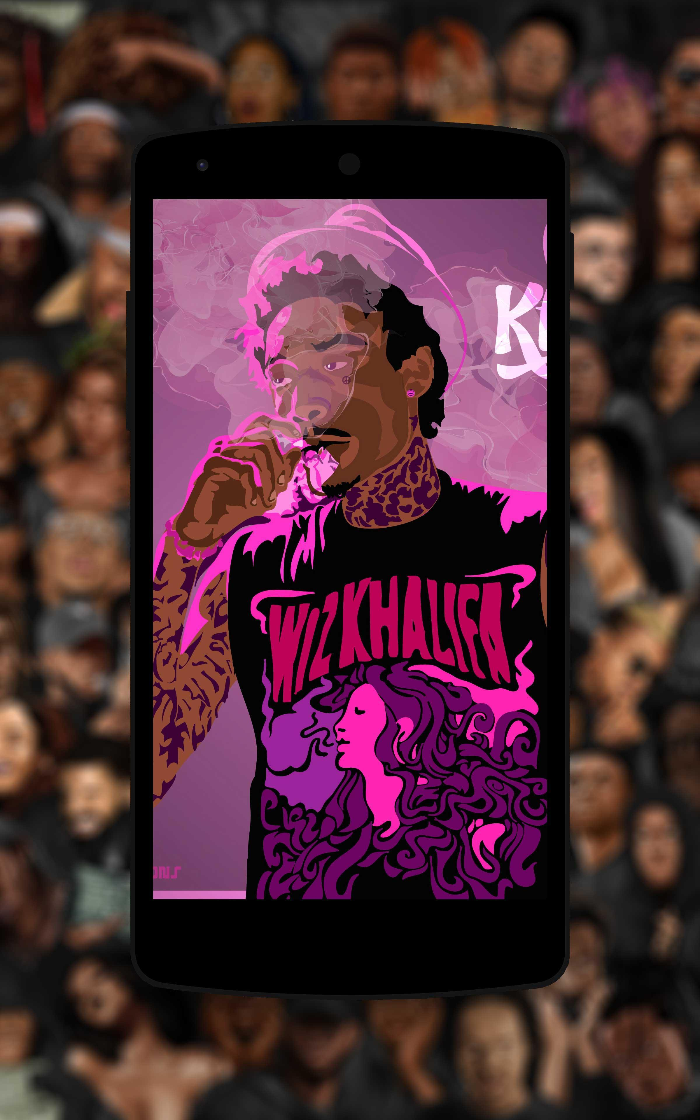 Wiz Khalifa Rapper Wallpaper For Android Apk Download
