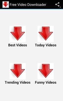 Free Video Downloader poster