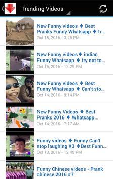 Free Video Downloader screenshot 1