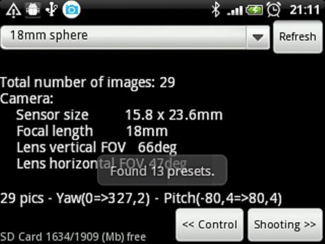 PandroidWiz apk screenshot