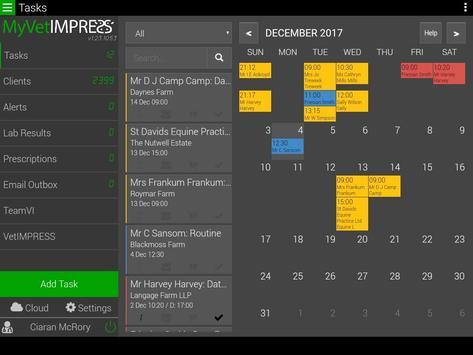 MyVetImpress apk screenshot