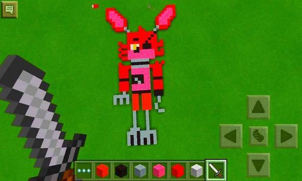 Five Nights Craft Foxy apk screenshot