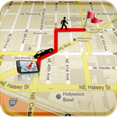 GPS Mobile Location Tracker icon