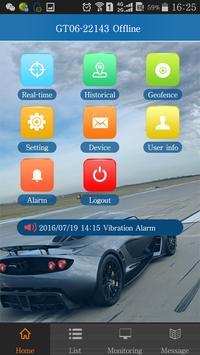 GPS NOOR screenshot 1