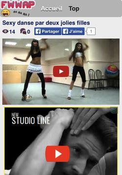 FwWap - Vidéos Buzz, Fun screenshot 1