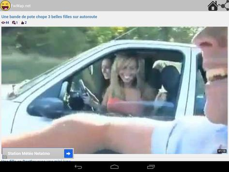 FwWap - Vidéos Buzz, Fun screenshot 4