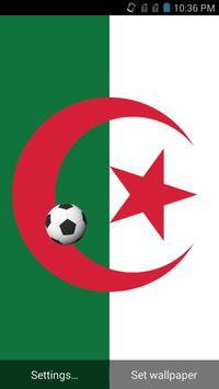 Algeria Football Wallpaper poster