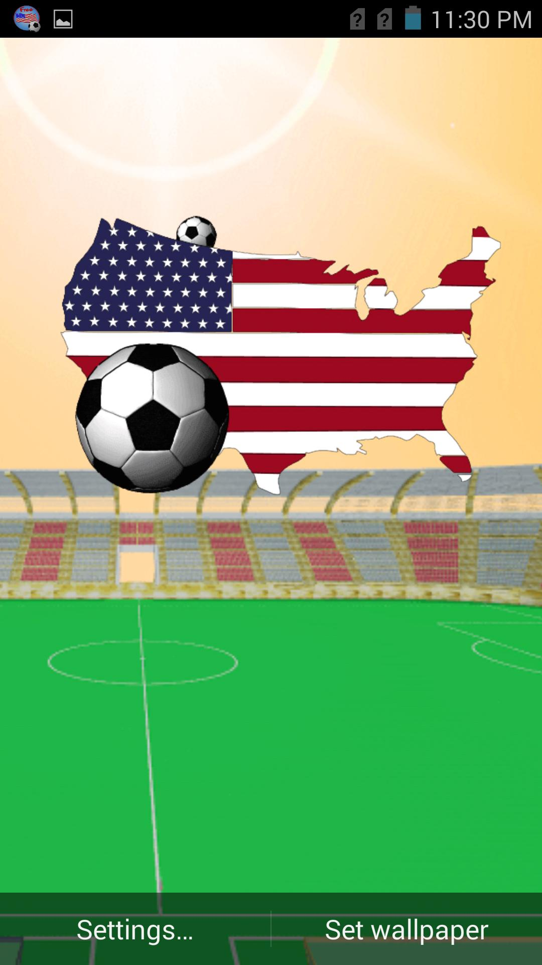 Usa Soccer Wallpaper For Android Apk Download