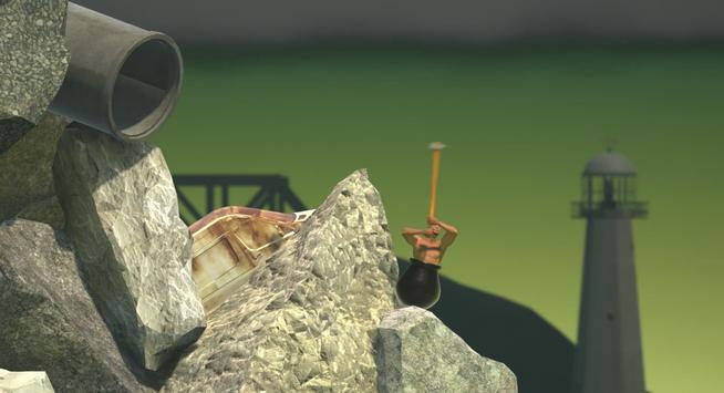 Grab New Getting over it advice tips screenshot 1