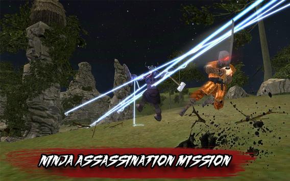 Ninja Assassin-Sword Fight 3D apk screenshot