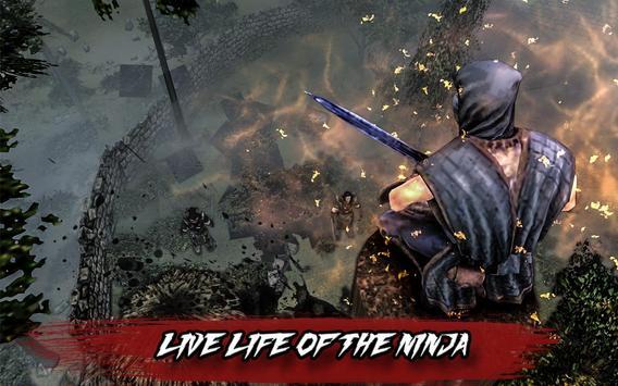 Ninja Assassin-Sword Fight 3D poster