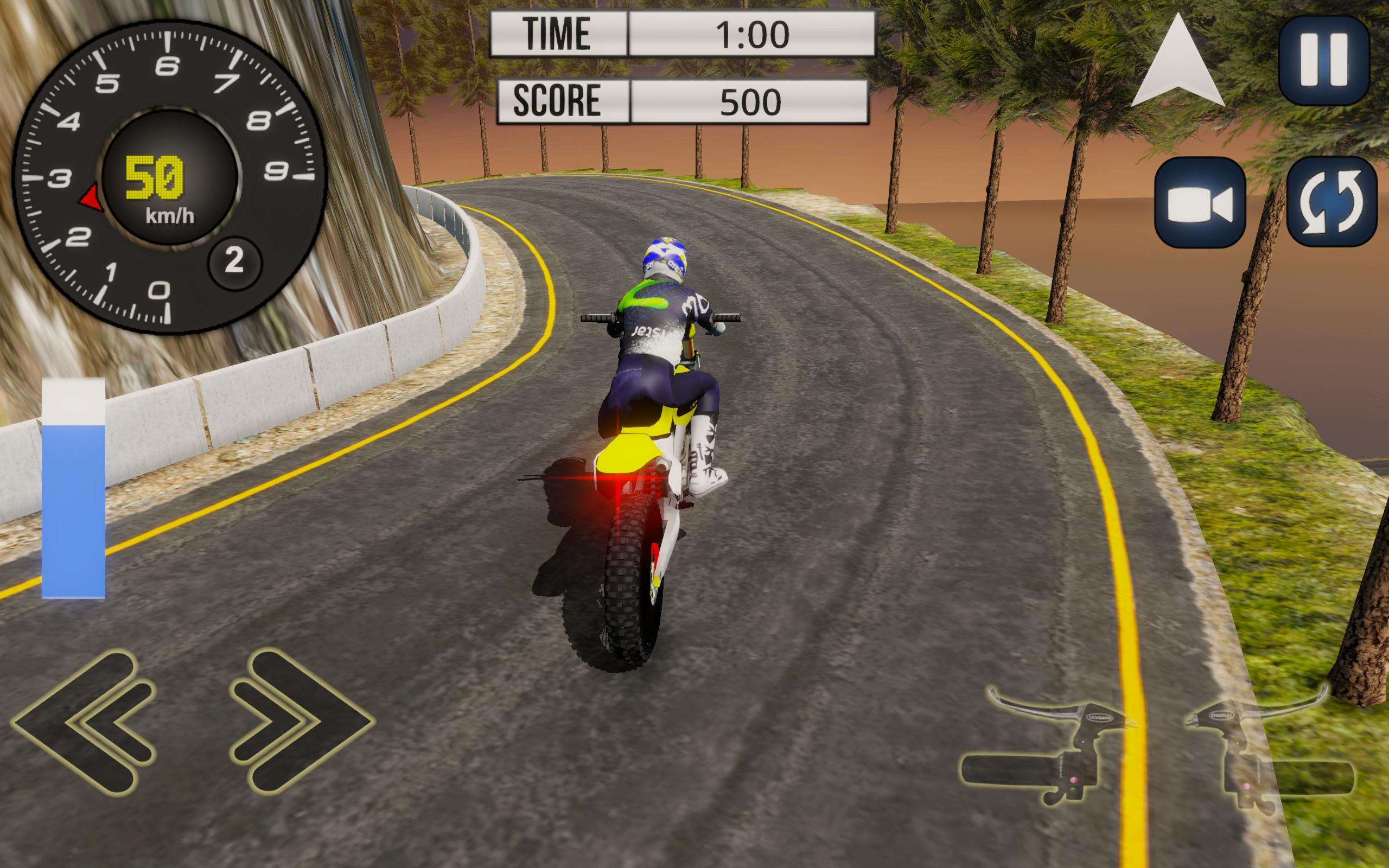 Moto racing 3d game download