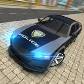 Police Car Chase-Criminal Case icon