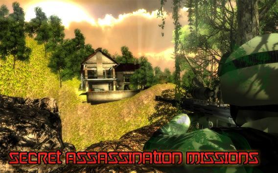Stealth Sniper Shooting Battle apk screenshot