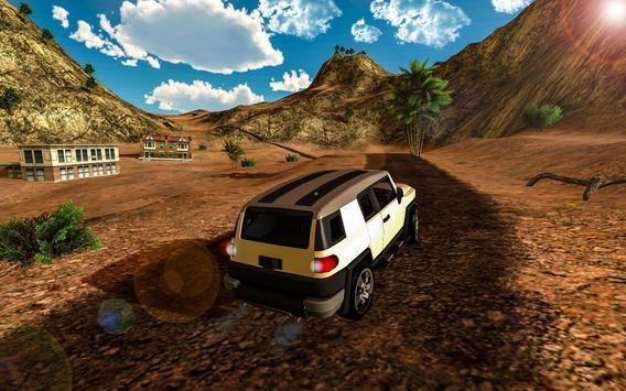 OffRoad 4x4 Jeep Racing Stunts poster