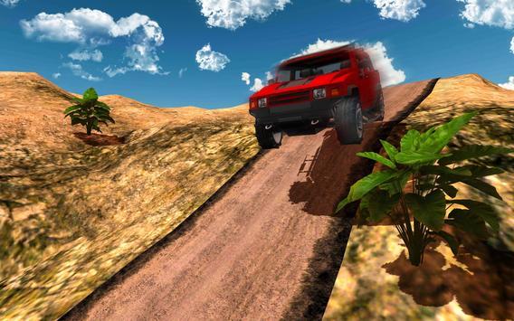 OffRoad 4x4 Jeep Racing Stunts apk screenshot