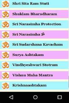 Mantras & Slokas from Vedas apk screenshot