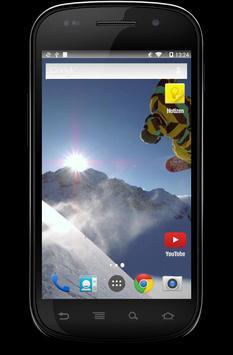 Winter Sports HD Wallpaper screenshot 3