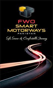 Fwo Smart Motorway poster