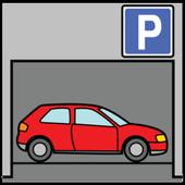 Auckland Carpark Status icon