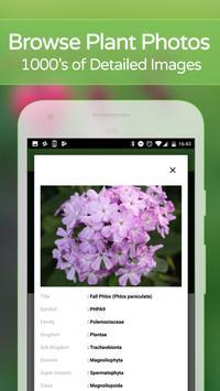 PlantSnap ポスター