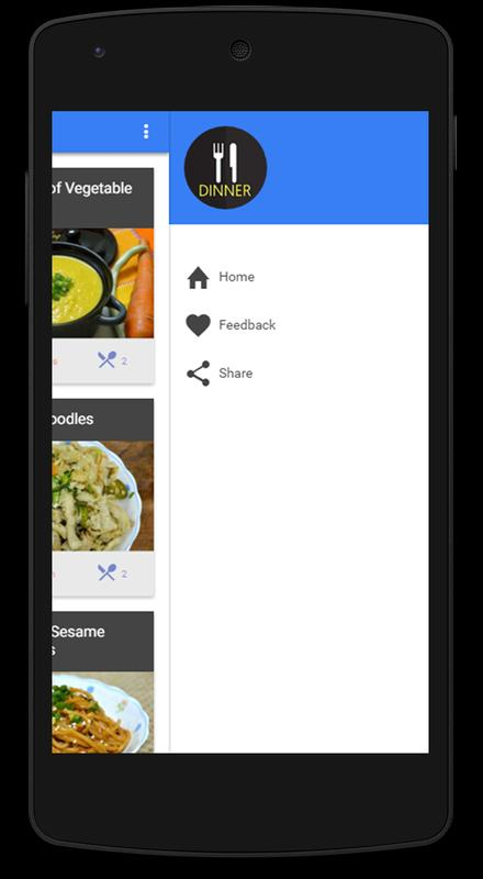 Dinner recipes offline apk download free lifestyle app for android dinner recipes offline poster dinner recipes offline apk screenshot forumfinder Choice Image