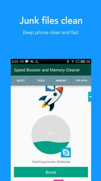 One Tap Phone Cleaner screenshot 3