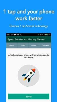One Tap Phone Cleaner screenshot 1