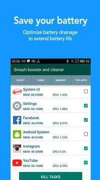 One Tap Phone Cleaner screenshot 2