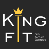 Сеть фитнес центров King Fit icon