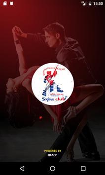 Salsa Club - школа танцев poster