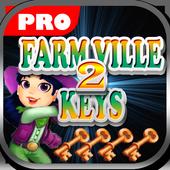 Keys For Farm 2 Ville Pro Prank icon