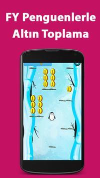 FY Penguenlerle Altın Toplama apk screenshot