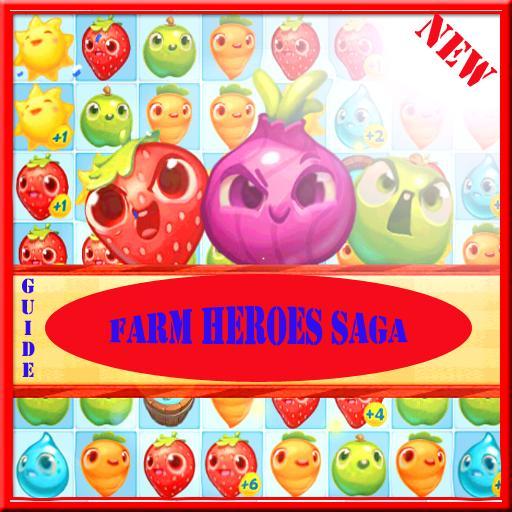 Guide Farm heroes saga new poster
